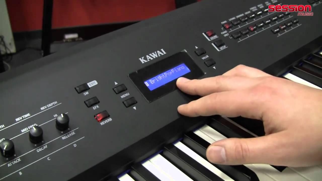 Kawai MP-6 - YouTube