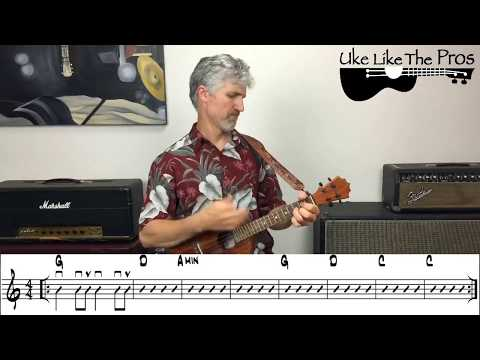 Lesson 1 - 23 Ultimate Chord Progressions For Ukulele