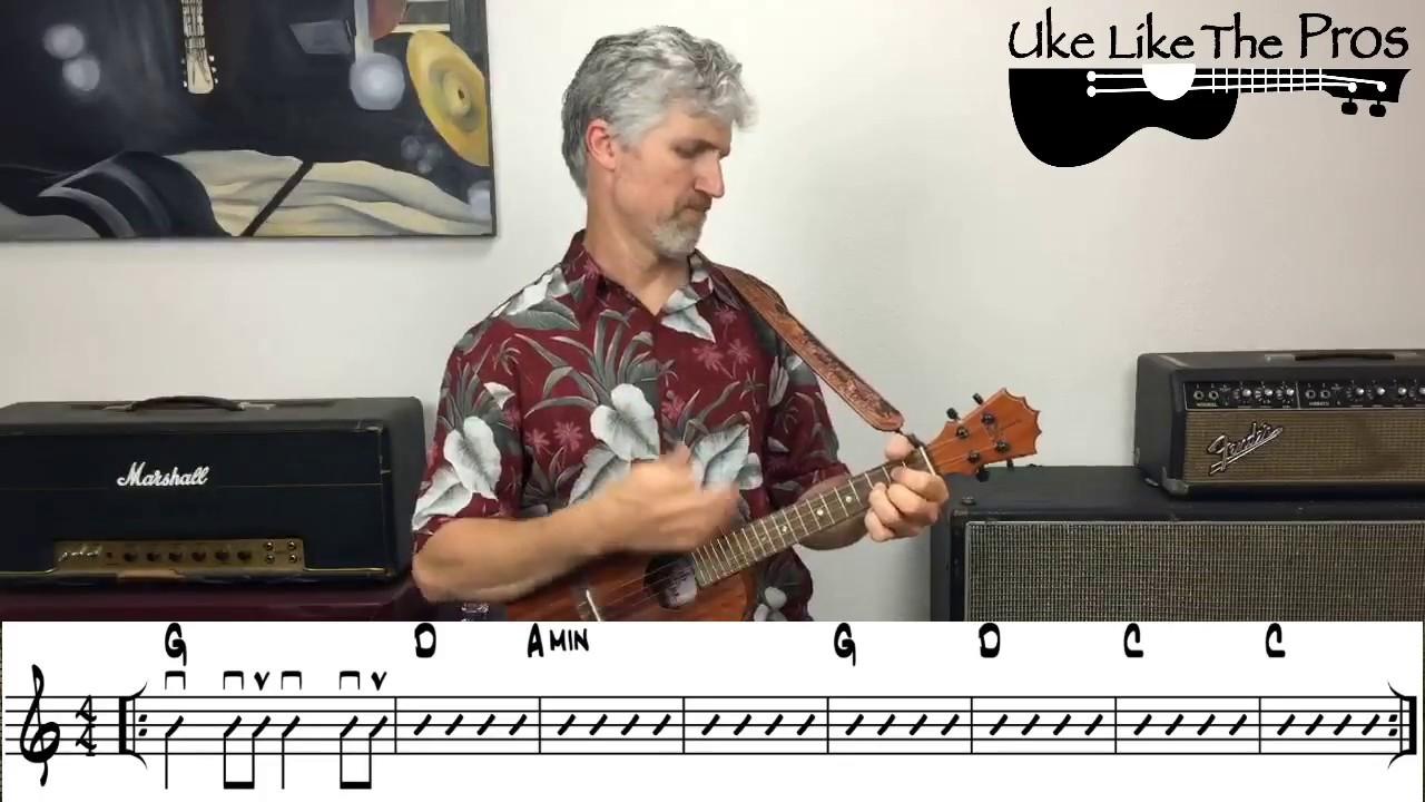 Lesson 1 - 23 Ultimate Chord Progressions For Ukulele
