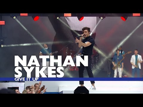 Nathan Sykes - 'Give It Up' (Live At The Summertime Ball 2016)