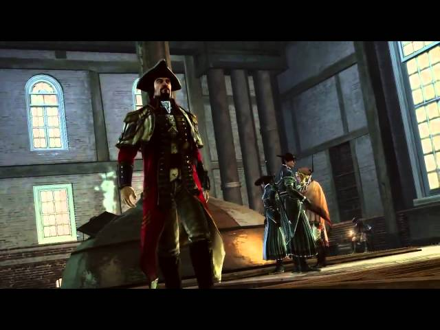 Assassin's Creed III - Multiplayer Gameplay Trailer