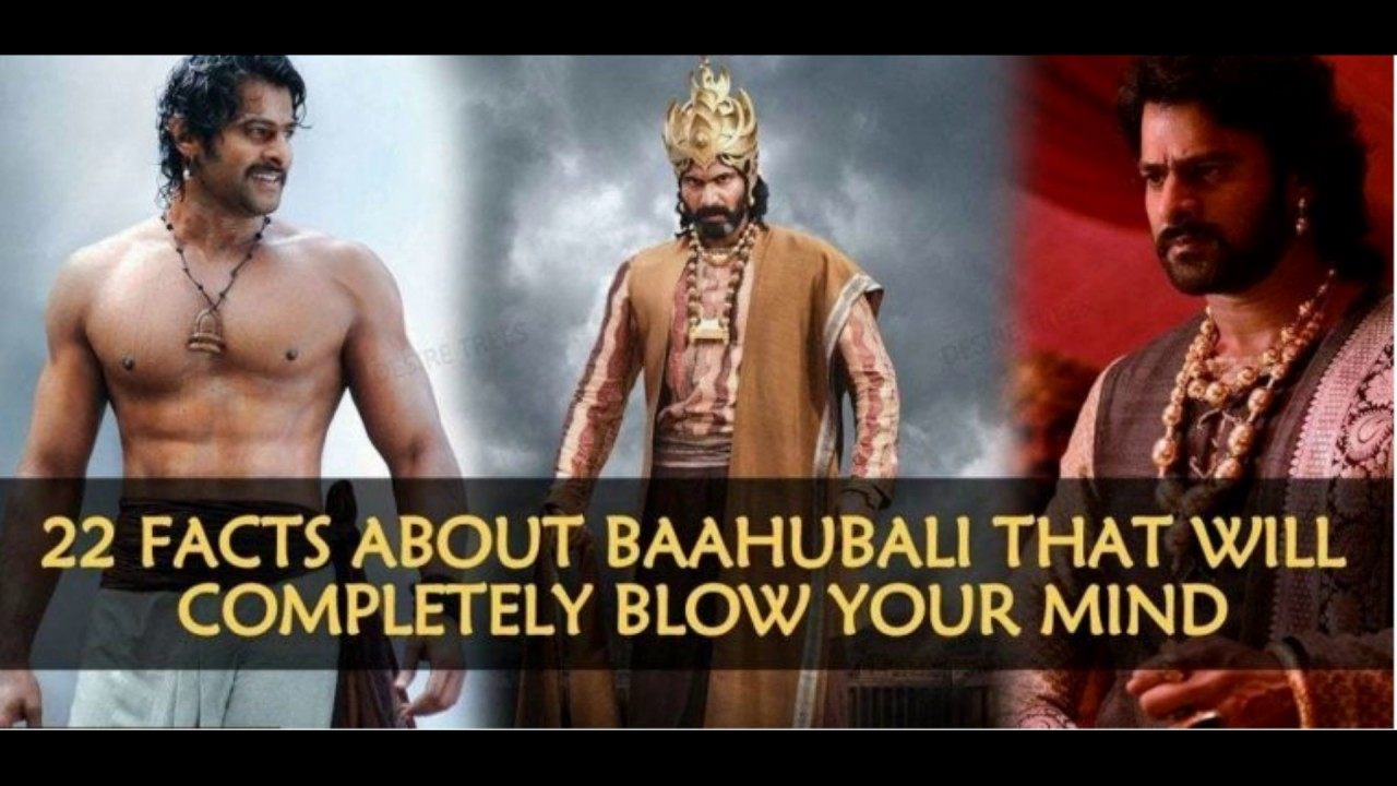 Baahubali Movie Band Interesting Facts About Baahubali That - 22 interesting facts that will blow your mind
