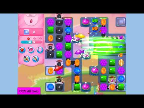 Candy Crush Saga Level 3231 NO BOOSTERS Cookie
