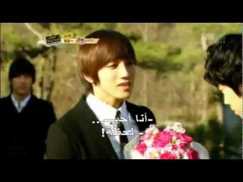 2PM You Are Beautiful  parody Arabic sub مترجم