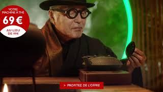 SPECIAL.T - Publicité The Tea Master Inside [JPN - Q4Bel]