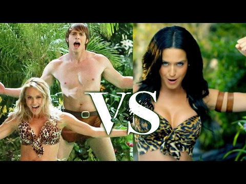 Glee vs. Katy Perry