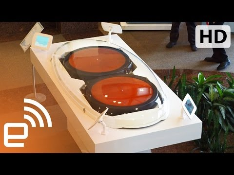 Gogo GTO Ground to Orbit in flight WiFi demo | Engadget