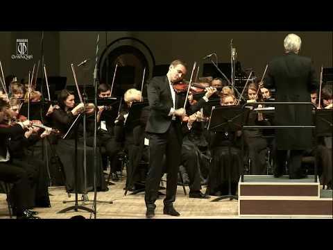 Симфонический оркестр Московской филармонии, Никита Борисоглебский (скрипка)