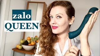 Sex Toy Review: Zalo Queen - An Award-Winning Luxury Sex Toy