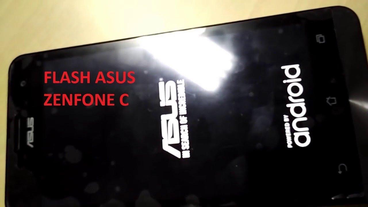 Flash Asus Zenfone C Z007