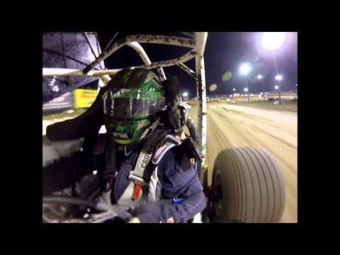 Eagle Raceway A Feature 4-24-2015