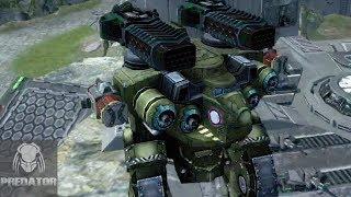NATASHA THUNDER WARS | NEW LOW LEVEL ACCOUNT | War Robots