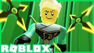 Lego NINJAGO in Roblox!