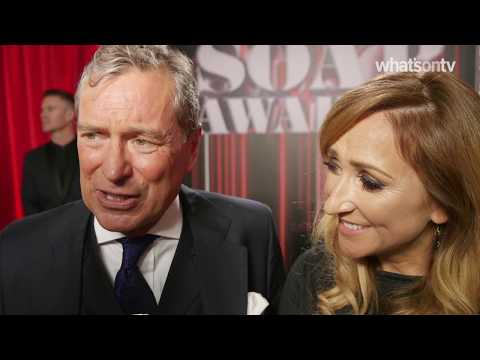 Emmerdale's John Middleton and Charlotte Bellamy: 'It would be amazing to win Best Soap'