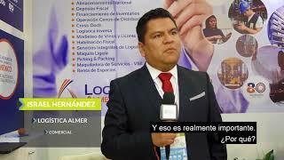 Logistic Summit & Expo 2017 - Testimonio Expositor - Logística Almer - Israel Hernández