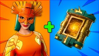 7 NEW CHEAP SKIN + BACKBLING COMBOS in Fortnite! (cheap skin combinations)