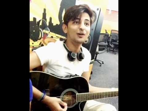 Darshan Raval And Akasa Sing Song !!