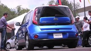 Kia lanza su primer vehículo eléctrico en Ecuador