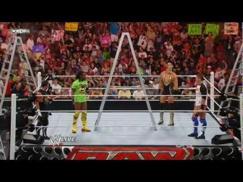 مصارعة 2019 عندما يجتمعون جون سينا وراندي اورتن ضد 30 مصارع