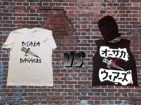 OSAKA DAGGERS vs OSAKA WEIRDS