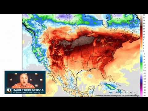 Michigan Weather Forecast Friday November 6 2020 Youtube
