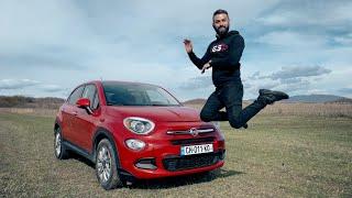 უტდ - Fiat 500x - კუსკუსა!
