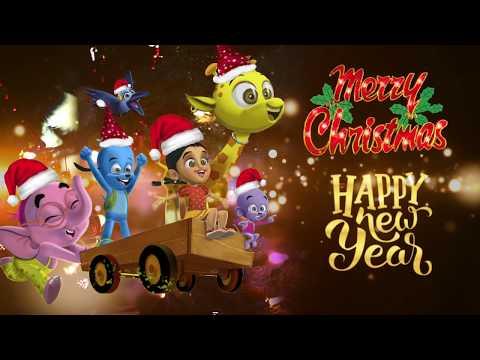 Christmas Greetings Animation, Christmas Greetings Video,,Christmas Greetings Song,