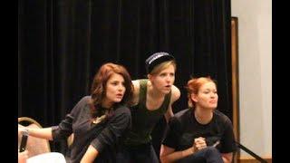 Hannah, Grace, and Mamrie Playlist Live Clips