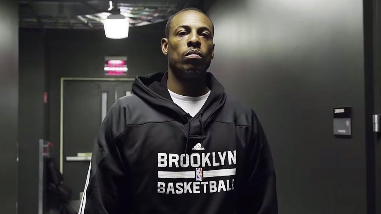 Paul Pierce Hello Brooklyn Nets