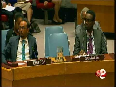 RTD : déclaration de l'ambassadeur de Djibouti aux nations unies version Somali
