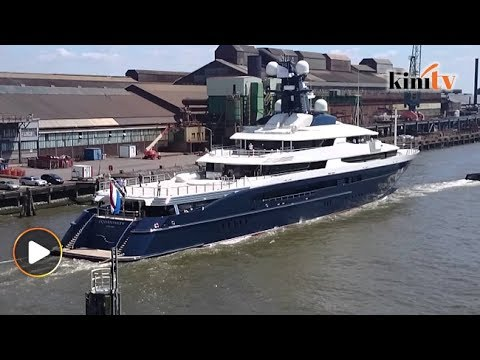 DOJ claims Jho Low's yacht bought using 1MDB funds