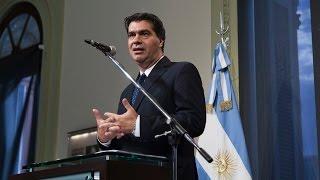 26 De Ene. Jorge Capitanich Afirmó Que Hay Plena Seguridad Para Todos Los Periodistas.