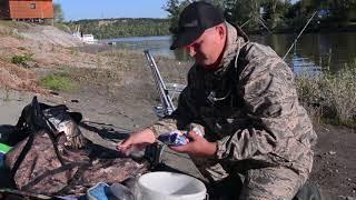 ПРИКОРМКА НА САЗАНА ЛЕЩА,НА ТЕЧЕНИИ!(Barnaul Fishing)