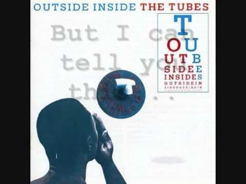 Tubes - Tip Of My Tongue (with Lyrics)