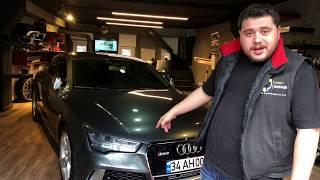 TÜRKİYE'DE TEK ! Audi A7 2011 & 2016 RS7 Facelift Görünüm! | Tuning Garage