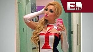 Muere Kike Plancarte / Nadie es eterno: Barbie Grupera, hija de `Kike´Plancarte