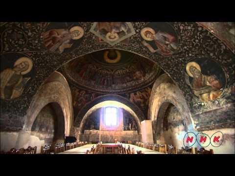 Monastery of Horezu (UNESCO/NHK)