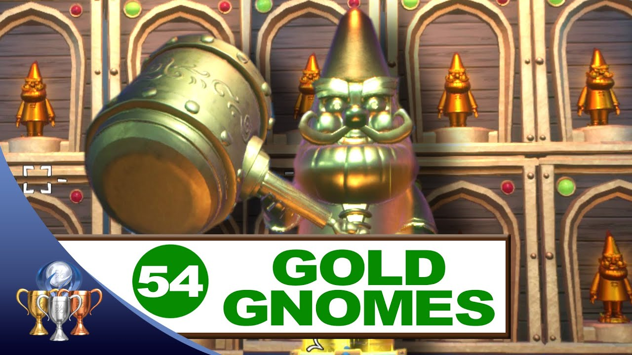 Plants Vs Zombies Garden Warfare 2 Gnomore All 54 Gold Garden Gnome Locations Chamber Of