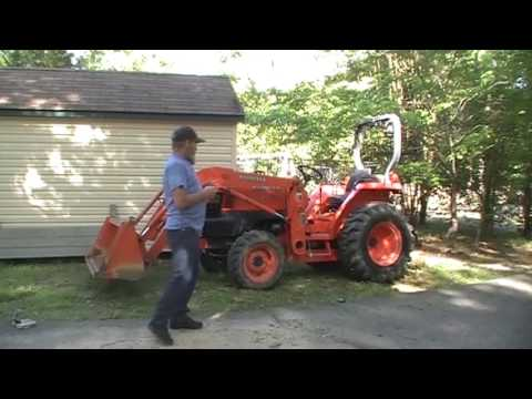 how to fix your tractor stuck in four wheel drive