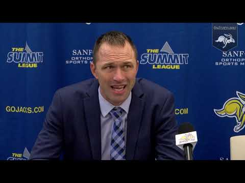 Men's Basketball Press Conference Vs Samford (11.27.2019)