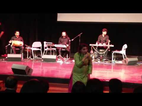 Poornima Shrestha  live in concert