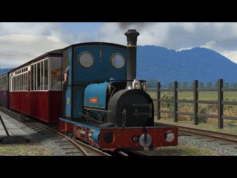 Train Simulator 2020 - North Wales Narrow Gauge Railways - Britomart To Pen-y-Mount