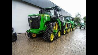 John Deere 9620RX Agro-Sieć Maszyny