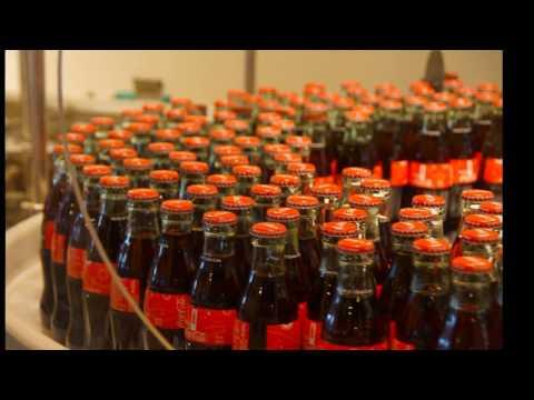 Inside the Coca Cola Factory Atlanta
