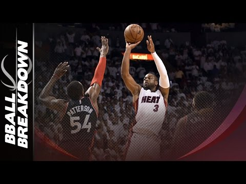 Go To Moves: Dwyane Wade