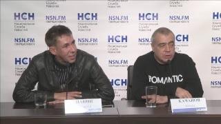 Алексей Панин «Я вернулся»