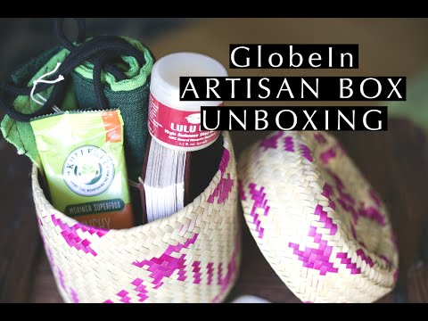 GlobeIn UNBOXING & REVIEW | Broke But Bougie