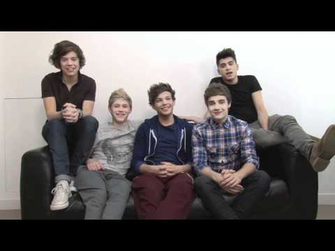 One Direction's Message to Popstar!'s Fans!
