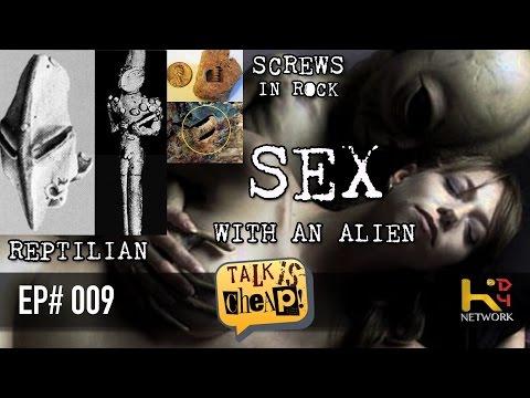 TALK IS CHEAP [Ep009] - Strange (Alien Sex, Reptilian Statue, Screws in Rock)