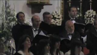 Ave Verum de Dante Andreo - Coro Polifónico Goikobalo - ww...